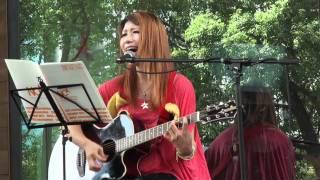 D-mindのボーカル&ギターHARUNAによるYUIのカバー曲「HELLO ~Paradise ...