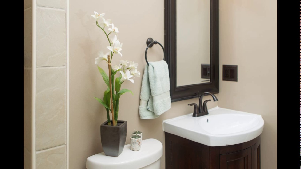 Micro bathroom designs - YouTube