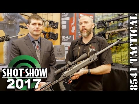 SHOT Show 2017 - Kinetic Research Group (KRG) SOTIC Rifle