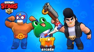Brawl Stars - Gameplay Walkthrough Part 129 - LEONARD Carl vs All Brawlerse (iOS, Android)