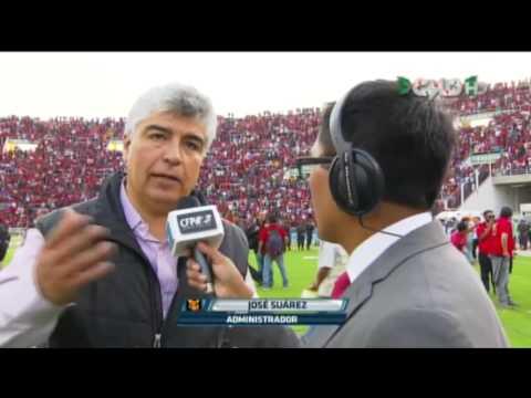 Copa Movistar 2015: Declaraciones de José Suárez (Melgar 3-2 Cristal)