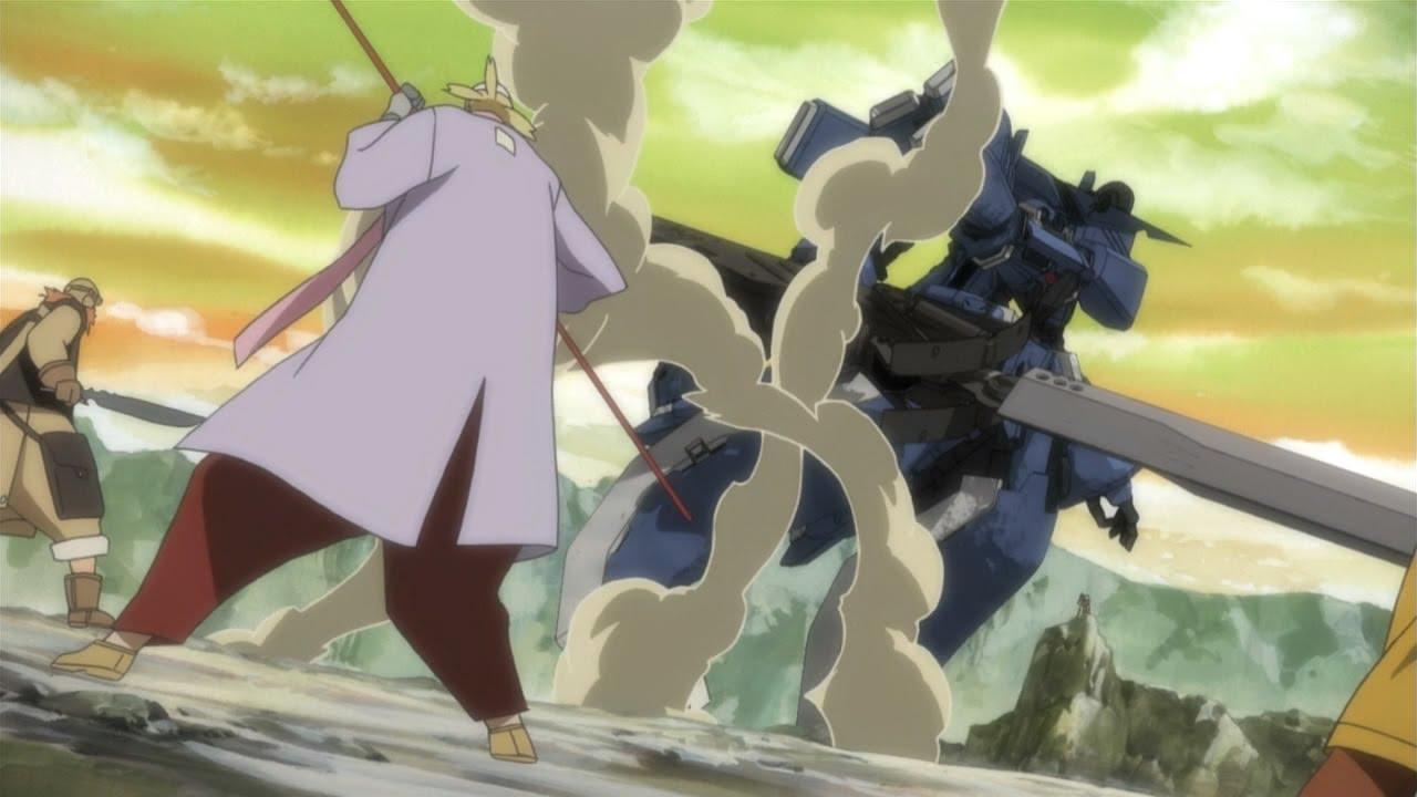 Samurai 7 Anime Characters : Samurai 7 ep9 [sub] fight with bandits [720p] youtube