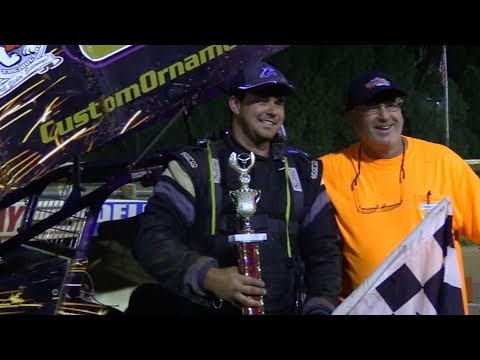 Virginia Sprint Series action at Eastside Speedway 9-9-2017