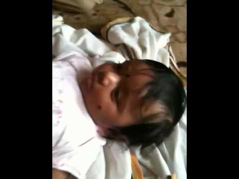 Cute Shriya Makes A Cute Cry