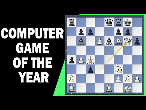 Best Computer Chess Game of the Year (2020)