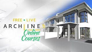 Live ARCHLine.XP Course Part 6 - Your First Renders!