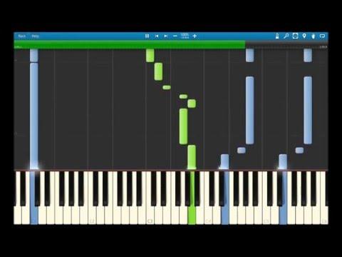 Macklemore & Ryan Lewis - Spoons Piano Tutorial