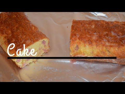 recette-de-cake-salé-moelleux-aux-lardons---#nelly-♡