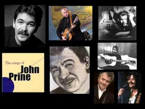 John Prine~ Down By The Side of The Road~