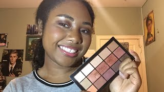 $7 PALETTE?!?! Makeup Revolution Iconic Fever Palette Review