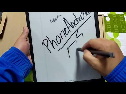 SONY DIGITAL PAPER [DPT-RP1] - (Unboxing Y Revisión ESPAÑOL) - PhoneAndroide