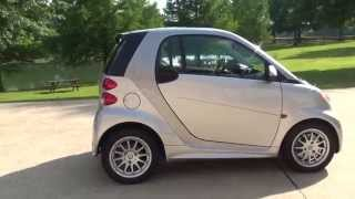 HD VIDEO 2013 SMART FORTWO PASSION CAR USED FOR SALE SEE WWW SUNSETMOTORS COM