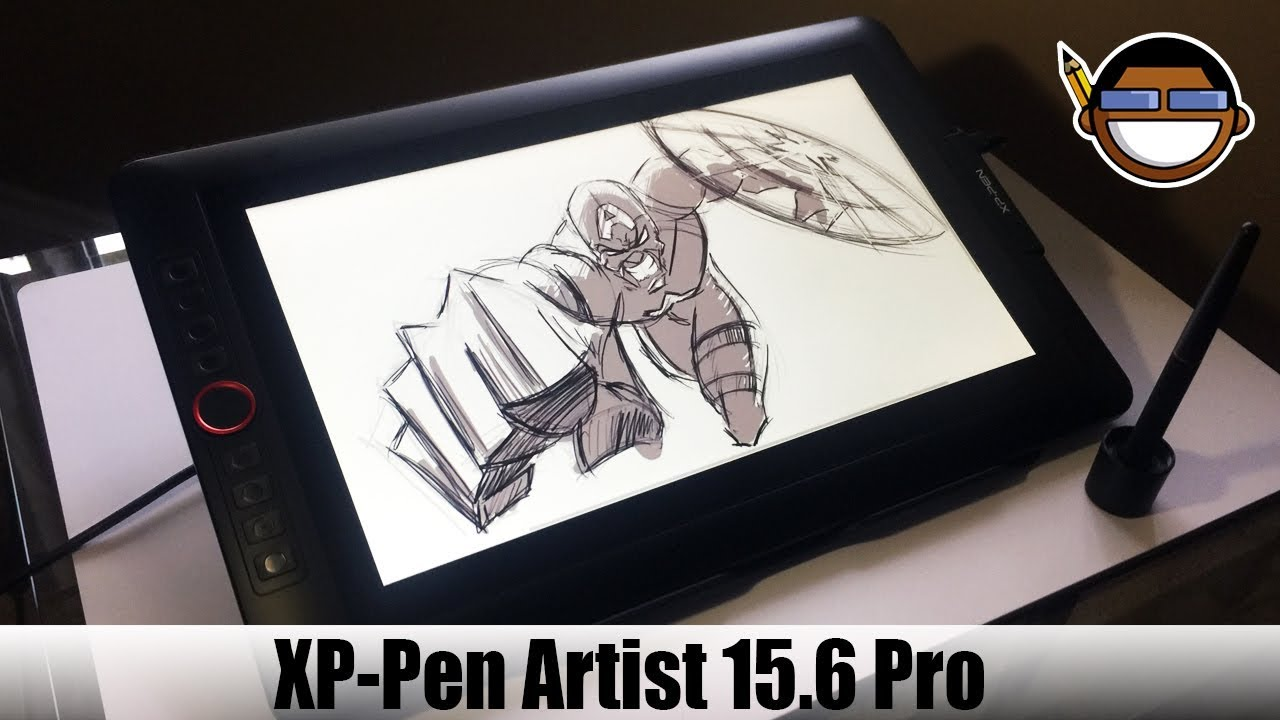Artist15.6 xp-pen