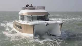 Fountaine Pajot 37 from Motor Boat & Yachting