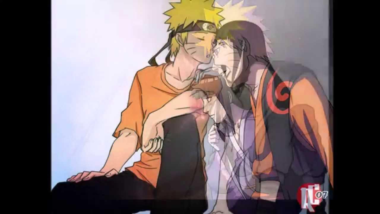 Хината и Наруто-Любовь наркотик - YouTube