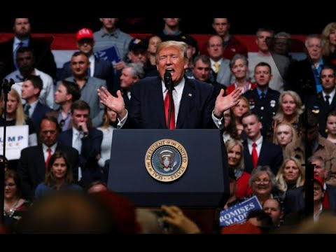 President Donald Trump EXPLOSIVE Rally in Council Bluffs Iowa 🔴