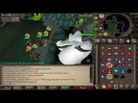 OSRS Raids: Great Olm Guide (Final Boss) - Attacks/Strategic Explanation (Post Update)