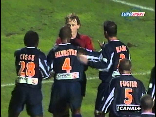 Montpellier - Troyes (2001-2002)