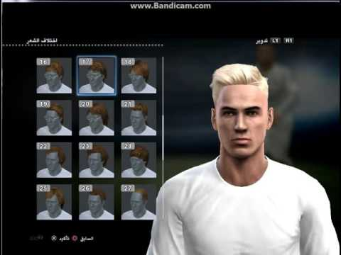 Pes 2013 New Hair Pack 2017 By Youtube