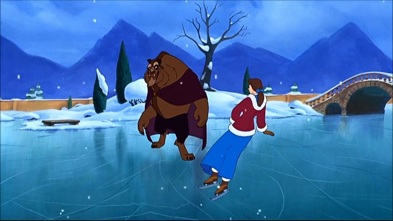 Beauty And The Beast Christmas.Beauty And The Beast The Enchanted Christmas 1997 Special Edition Trailer
