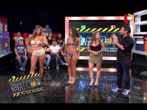 Desfile de infarto: Vanessa Tello presenta sexy colección de bikinis (1/2)