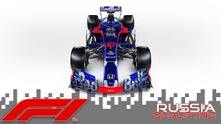 F1 2018 - Qualifying - RUSSIA (Online Season)