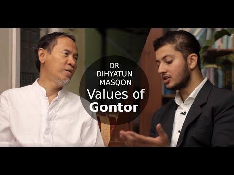 Dr Dihyatun Masqon: Values of Gontor