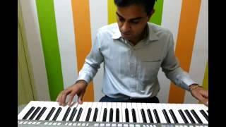 Meri Kismat Ke Har Ek Panne Se Uska Hi Banana- 1920 Evil Return on Yamaha Keyboard PSR-S910