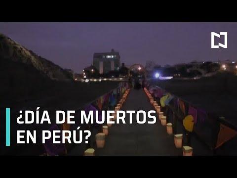 Perú Celebra El Día De Muertos Al Estilo Mexicano - Sábados De Foro