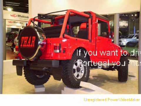 Jeep Mahindra Thar