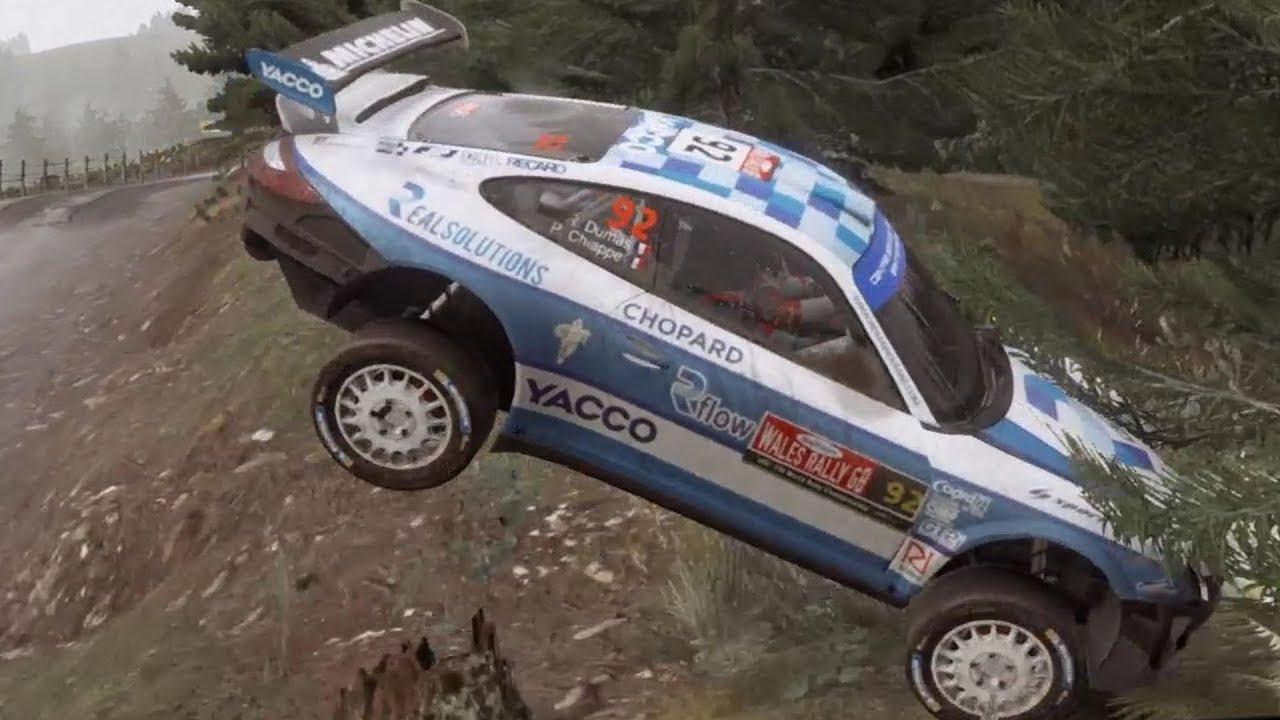 wrc 7 fia world rally championship crash compilation pc hd 1080p60fps youtube. Black Bedroom Furniture Sets. Home Design Ideas