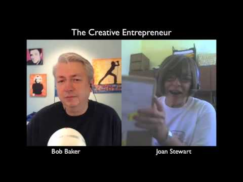 Joan Stewart, Publicity Hound, Expert Career Interview - Creative Entrepreneur #003