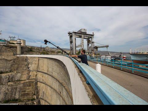 Чиркейская ГЭС глазами Дмитрия Чистопрудого