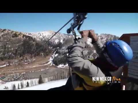 NM True TV - Ski Apache Zip Tour