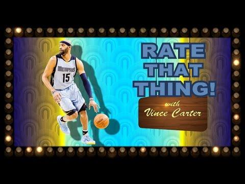 Vince Carter Plays