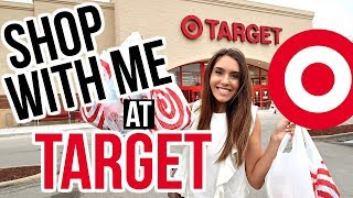 COME SHOPPING WITH ME AT TARGET!!!  VLOG & HAUL!