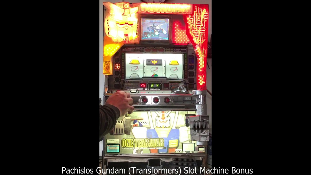 Transformers Slot Machine