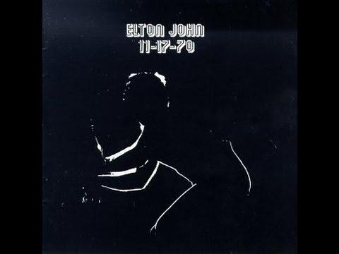 Elton John - Honky Tonk Women (New York 1970)