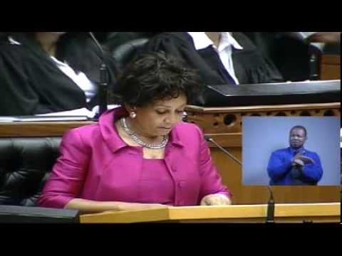 Debate on the State of the Nation Address, February 2014 - Day 02
