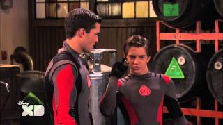 Lab Rats - Quarantined