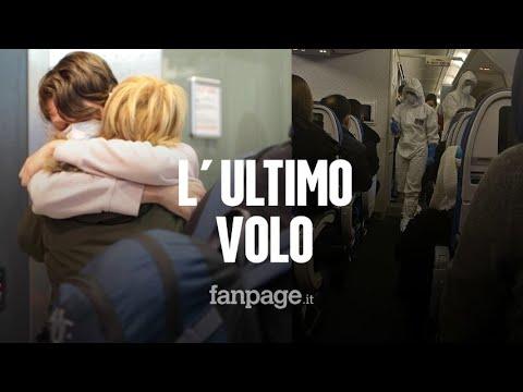 """Coronavirus, i passeggeri degli ultimi voli dalla Cina a Malpensa: """"Lì hanno tutti la mascherina'"""