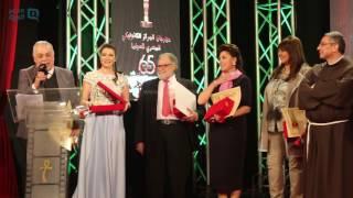 بالفيديو| أشرف زكي  للأب بطرس دنيال: تستحق أن تكون النقيب