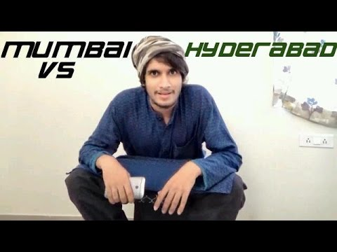 Mumbai vs Hyderabad Phone conversation..!!!