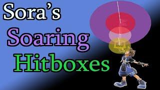 Explaining Sora's Soaring Hitboxes (Smash Ultimate)