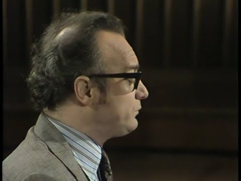 Alfred Brendel plays Schubert 4 - Piano Sonata D958, Moments musicaux D780, 3 Klavierstücke D746
