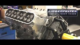 Power Plant of Champions - Lingenfelter LS7 Racing Engine Build Video