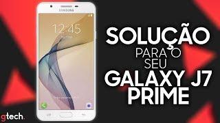 Como Formatar Samsung Galaxy J7 Prime e Outros || Hard Reset, Desbloquear