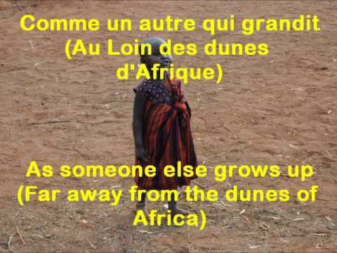 Paris Africa - Des Ricochets ( Lyrics and English Translation )