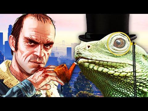 Lizard Squad TROLLING on Grand Theft Auto 5! - (GTA 5 Online Troll)