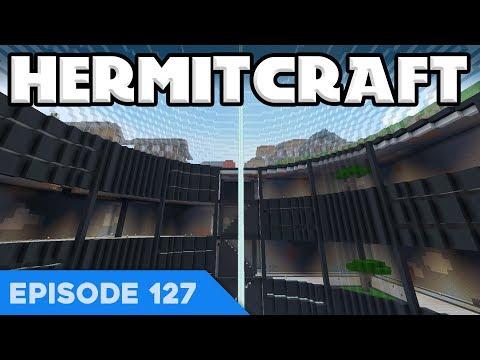 Hermitcraft V 127 | BUILDING THE UTOPIAN...